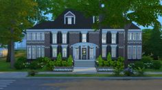 Lacey loves sims: McCallister House • Sims 4 Downloads