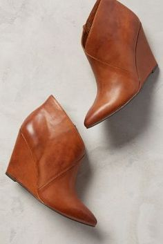Seychelles Impatient Booties Brown Boots #anthrofave #anthropologie