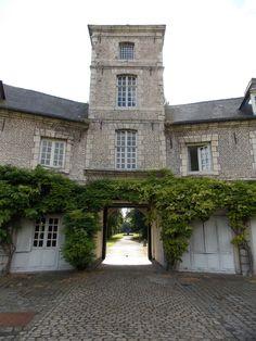 at Chateau du Vert Bois