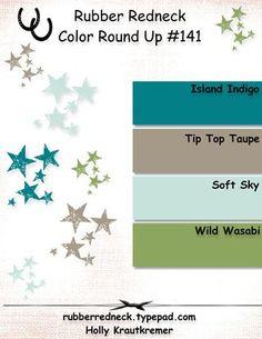 CRU#141 New color challenge 7/8/15