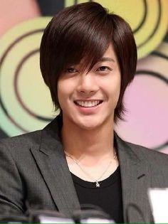 Kim Hyun Joong 김현중 ♡ smile ♡ Playful Kiss press conference ♡ Kdrama ♡ Kpop ♡