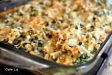 Passover spinach pie -sounds good but have to do some Math first --LOL!!     700 grams of spinach  = 25 ounces (but 16 oz should be plenty)    150 grams of cheese = 5.25 ounces.