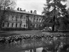 Sinebrychoffin puisto / The Park of Sinebrychoff