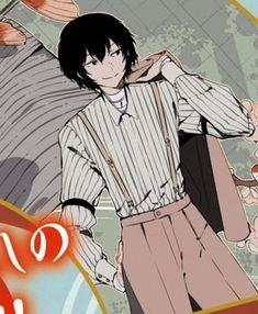 Bungou Stray Dogs Wallpaper, Dog Wallpaper, Dazai Bungou Stray Dogs, Stray Dogs Anime, Manga Anime, Manga Art, Otaku Anime, I Love Anime, Anime Guys