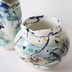 Myriam Chemla - Variation bleu