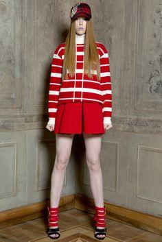 Fausto Puglisi Autumn/Winter 2013    Milan Fashion Week