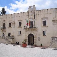 Santa Margherita di belice, Municipio