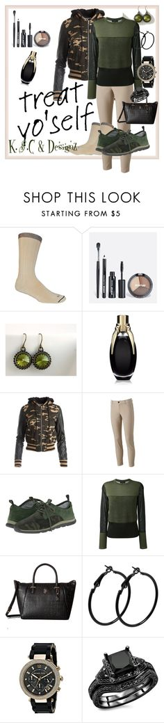 """""""Treat Yo'Self"""" by kympossible ❤ liked on Polyvore featuring Sockwell, Avenue, Olivine, Sans Souci, Juicy Couture, Cushe, rag & bone, U.S. Polo Assn. and Michael Kors"""