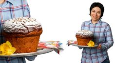 Весенний кекс от Марии Кудряшовой