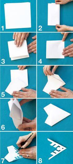 How to Fold Perfect Snowflakes at PagingSupermom.com
