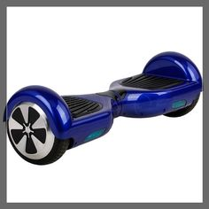 Smart Scooter Hover board with LED lights #scooter #balanceboard