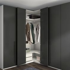 Five tips for a successful closet change operationFive tips for a successful closet change operation Fall is fast approaching and now is the time to change fear . Hall Wardrobe, Wardrobe Door Designs, Wardrobe Design Bedroom, Wardrobe Furniture, Bedroom Furniture Design, Modern Bedroom Design, Closet Designs, Closet Bedroom, Furniture Ideas