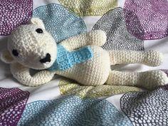 Polar Bear - Crochet creation by Amie Jane