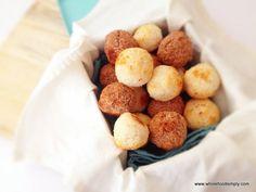 Macarons, sans lait, gluten ou amandes