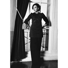 Amanda Abbington. Woman of a style.