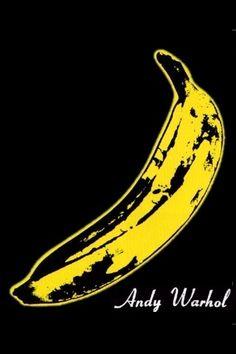 andy warhol pop art banana - photo #13