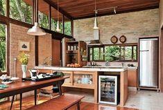 Construir uma casa em madeira e vidro - Brusque (Santa Catarina) | Habitissimo