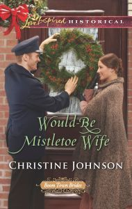 Buy Would-Be Mistletoe Wife (Mills & Boon Love Inspired Historical) (Boom Town Brides, Book by Christine Johnson and Read this Book on Kobo's Free Apps. Discover Kobo's Vast Collection of Ebooks and Audiobooks Today - Over 4 Million Titles! Marriage Promises, Wedding Angels, Western Christmas, Historical Romance Books, Bride Book, Teaching Jobs, Great Stories, Book Authors, Mistletoe