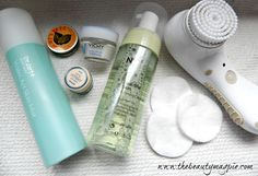 My night time skincare routine...   http://www.thebeautymagpie.com/2015/02/night-time-skincare-routine.html