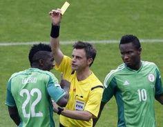 Vòng loại World Cup 2018 : FIFA chọn trọng tài cho trận Nigeria gặp Cameroon
