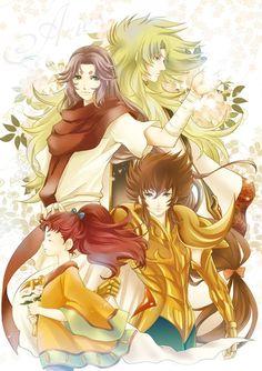 Caballeros Dorados de Aries