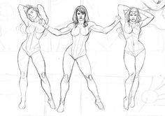 frank cho hips - Google Search