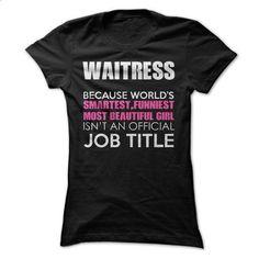 Awesome Waitress Shirt - #vintage t shirt #earl sweatshirt hoodie. ORDER NOW => https://www.sunfrog.com/Funny/Awesome-Waitress-Shirt-yry5.html?id=60505