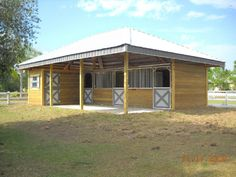 horse stables with hay storage | we build custom pole barns to suit your needs our barns are affordable ...