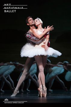 #Swanlake at Dutch National Opera & Ballet
