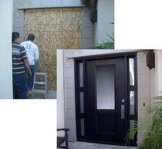 The finest: Iron Doors, Wrought Iron Doors and Custom Entry Door Steel Windows, Windows And Doors, Entry Doors, Entryway, Wrought Iron Doors, Design, Home Decor, Doors, Black Colors