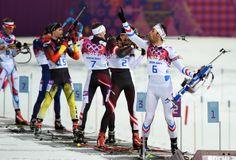Martin Fourcade - Winter Olympics: Men's Biathlon
