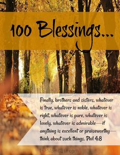 #Christian #Inspirational message, #Prayer, #Blessings, #Devotional #gratitude Read and learn how you can count your blessings every day.