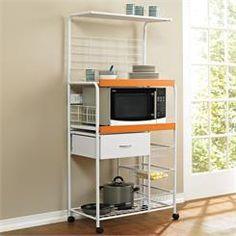 Ikea Kitchen Ca Micowave Cart