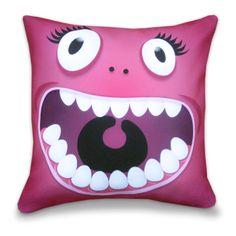 Almofada Creature - rosa