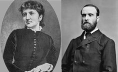 On the morning of the 26th of June 1891 Charles Stewart Parnell and Katharine (Kitty) O'Shea were married in the Registry Office in Steyning, West Sussex, near Brighton. To avoid the press and negative media publicity the ceremony was performed in secret. The only people in attendance were two witnesses, the Steyning registrar and the superintendent registrar. Tragically, Less than 4 months later on the 6 October Parnell died of a heart attack.
