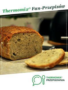 CHLEB Z GARNKA Z ZIEMNIAKAMI I KMINKIEM jest to przepis stworzony przez użytkownika Joaśka78. Ten przepis na Thermomix<sup>®</sup> znajdziesz w kategorii Chleby & bułki na www.przepisownia.pl, społeczności Thermomix<sup>®</sup>. Banana Bread, Food, Thermomix, Essen, Meals, Yemek, Eten