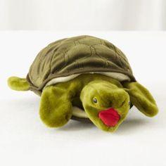 Turtle Hand Puppet    LandOfNod