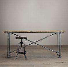 Flatiron Bar Tables - Restoration Hardware