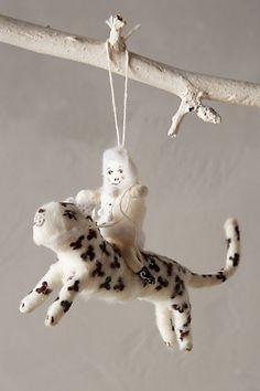 // Arctic Explorer Ornament - anthropologie.com
