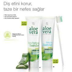 LR Aloe Vera Diş Macunu