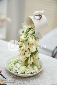 Цветы из полимерной глины