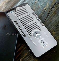 Hot Mercedes Benz S65 AMG Engine For iPhone 5 5s 6 6s 7 Plus Hard Plastic Case #UnbrandedGeneric