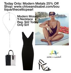 Today's Featured Product: Modern Mosaic Y-Necklace Reg.  $42, Today Only $31 During Day 2 Of Our Anniversary Celebration : Modern Metals 25%Off  Shop:  https://www.chloeandisabel.com/boutique/thecelticpearl/products/N417/modern-mosaic-y-necklace    #Summer #love #daily #Featured #product #Sale #Anniversay #Necklace #Modern #Metals #motherofpearl #clear #crystal #crystals #jewelry #fashion #accessories #style #shopping #shop #trendy #trending #trend  #boutique #chloeandisabel #thecelticpearl