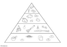 Food Pyramid Coloring Page Fresh Food Pyramid for Kids Coloring Page Fox Coloring Page, Bunny Coloring Pages, Colouring Pages, Coloring Pages For Kids, Kids Coloring, Arctic Fox Color, Food Pyramid Kids, Elijah And The Widow, Captain America Coloring Pages