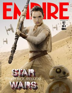 The 6 new The Force Awakens Empire Magazine covers. - Album on Imgur