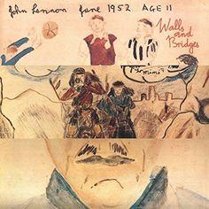 John Lennon Walls And Bridges LP