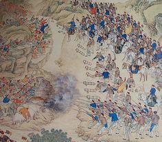 大小和卓之亂 - 维基百科,自由的百科全书