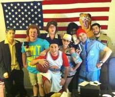 Clever Halloween Costumes To Wear As A Group -- Bill Murray!