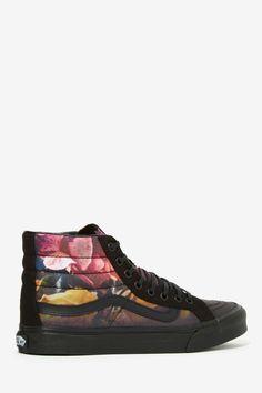 Vans Sk8-Hi Slim Sneaker - Ombre Floral//