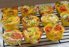 Breakfast Paleo Muffin